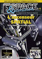 Espace & Exploration / Magazine spatial Couvee10