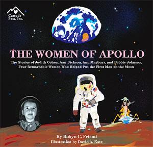 Poppy Northcutt et les femmes du programme Apollo Cover10