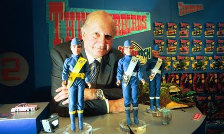 Disparition de Gerry Anderson (1929-2012), créateur des Thunderbirds et de Cosmos 1999 Gerry-10