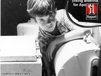 L'histoire de Greg Force, 10 ans, qui ''sauve'' la mission Apollo 11 Greg1010
