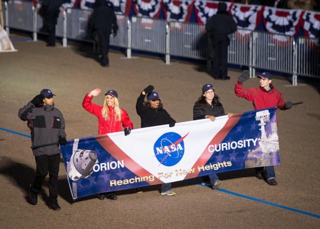 21 janvier 2013 / Investiture d'Obama / Défilé de la NASA Nasa_111