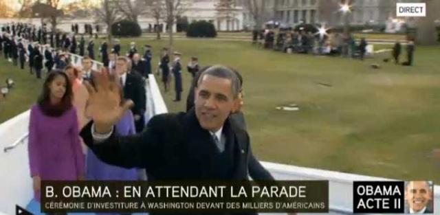 21 janvier 2013 / Investiture d'Obama / Défilé de la NASA Obama010