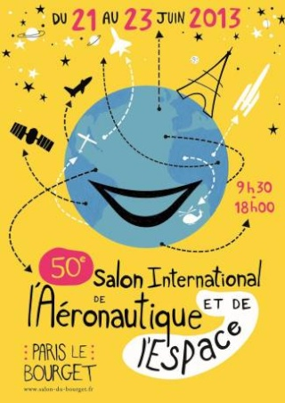 50ème Salon International de l'Aéronautique et de l'Espace - 17 au 23 juin 2013 - Le Bourget Salon_10