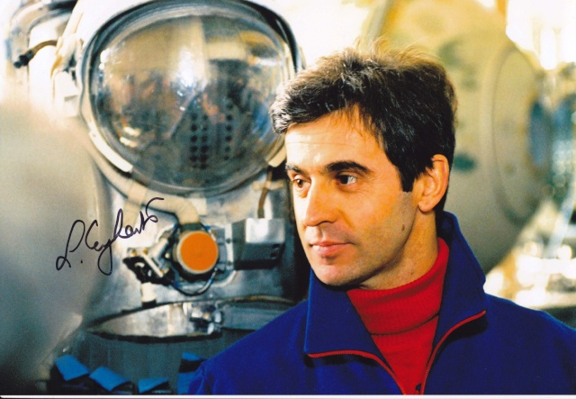 15ème anniversaire du vol de Leopold Eyharts Mission Soyouz TM-27 Soyouz16