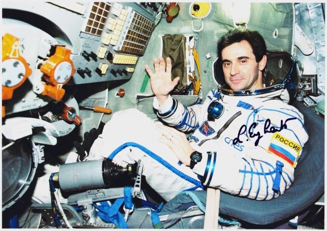 15ème anniversaire du vol de Leopold Eyharts Mission Soyouz TM-27 Soyouz17