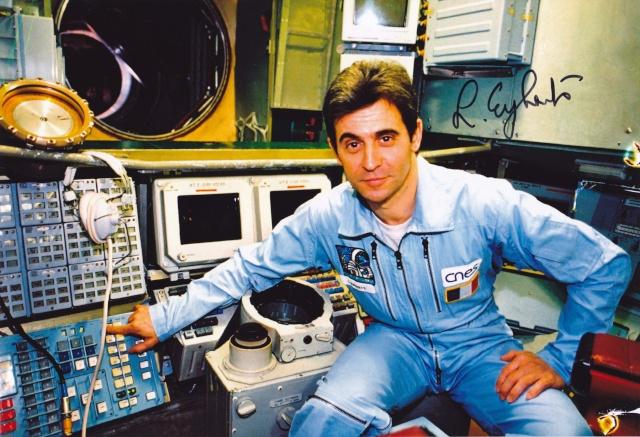 15ème anniversaire du vol de Leopold Eyharts Mission Soyouz TM-27 Soyouz18