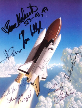 La joie d'une collection d'autographes Space_15