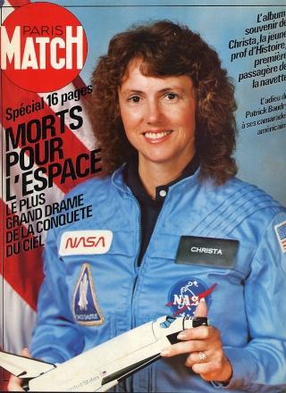 Navette spatiale - 28 janvier 1986 / Mission STS-51L Challenger Sts-5111