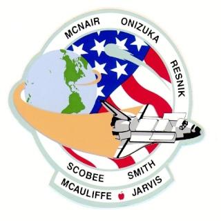 Navette spatiale - 28 janvier 1986 / Mission STS-51L Challenger Sts-5116