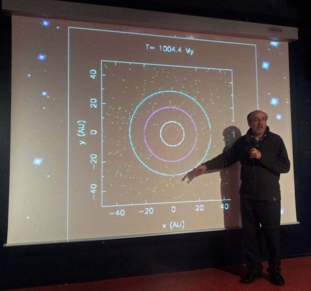 12 janvier 2013 - Chercher une vie dans l'Univers par Michel Viso Viso_410