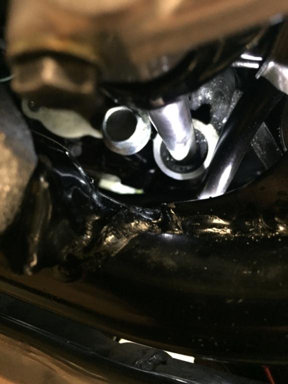 Fuite d'huile moteur  Bec8b610