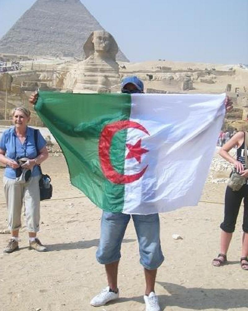 Drapeau Algérien 59298_10