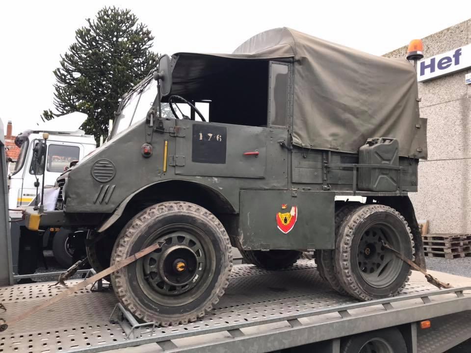 401 ex armee belge 401ab110