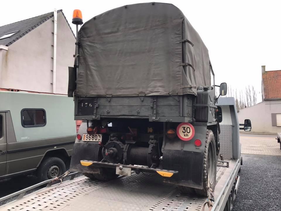 401 ex armee belge 401ab310