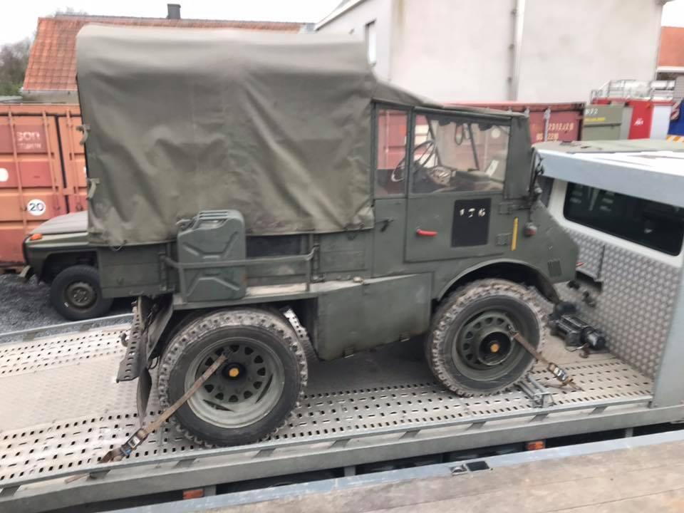401 ex armee belge 401ab410