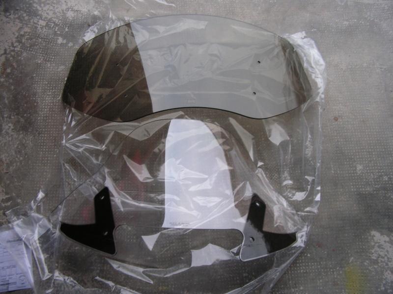 support bulle réglable : recu et monté dernière modif Pict0015