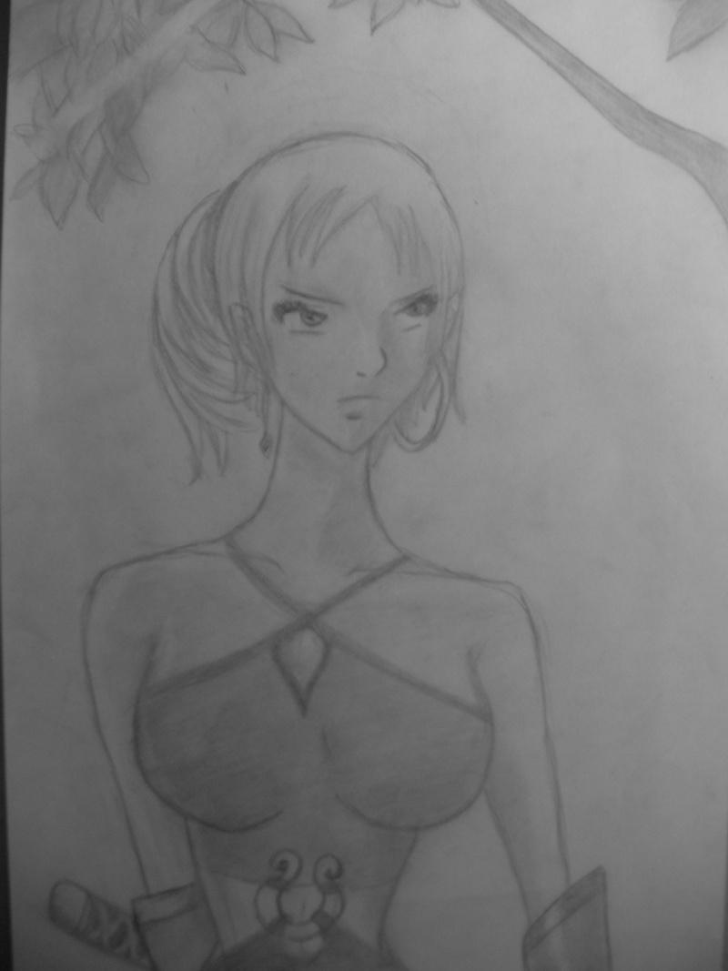 Galerie de dessins d'Erza Scarlet  00412