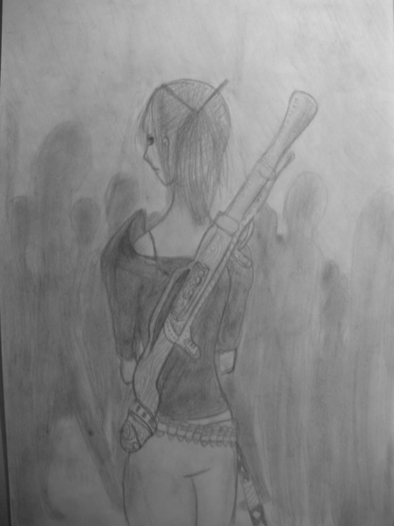 Galerie de dessins d'Erza Scarlet  00511