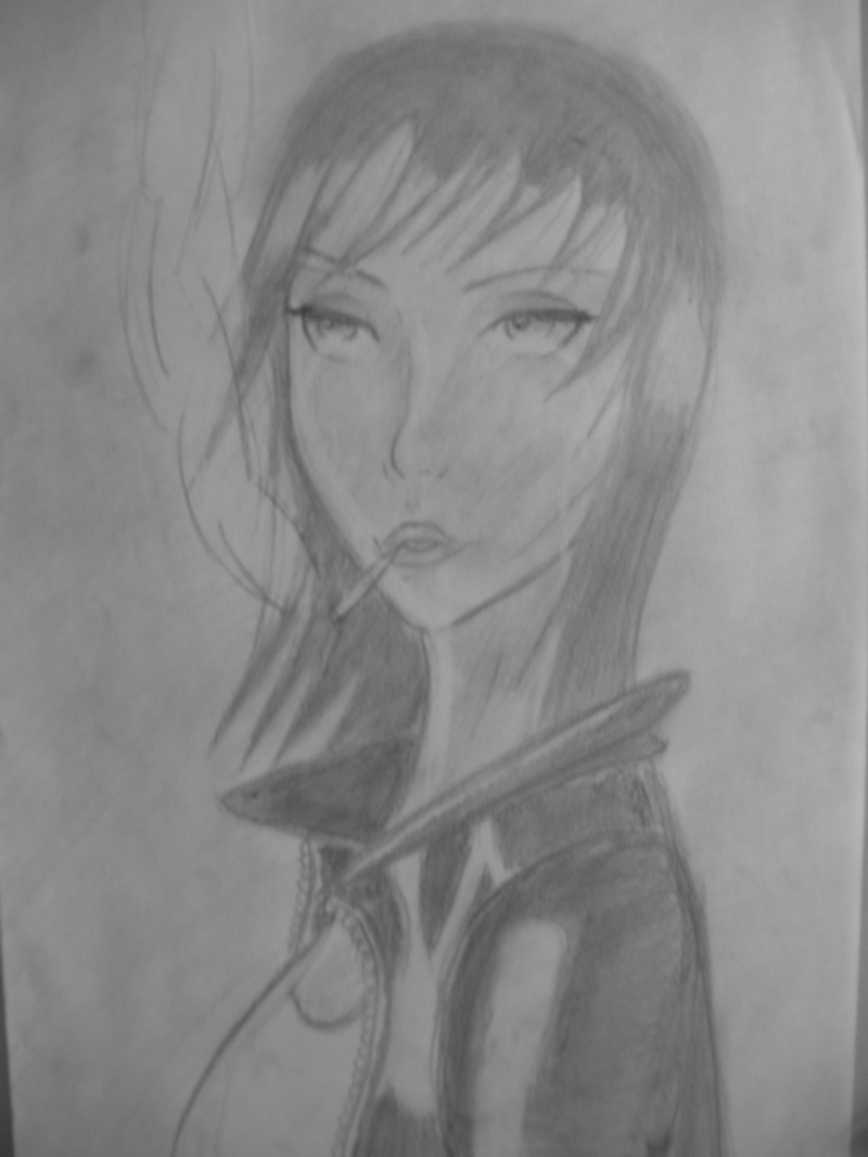 Galerie de dessins d'Erza Scarlet  00610