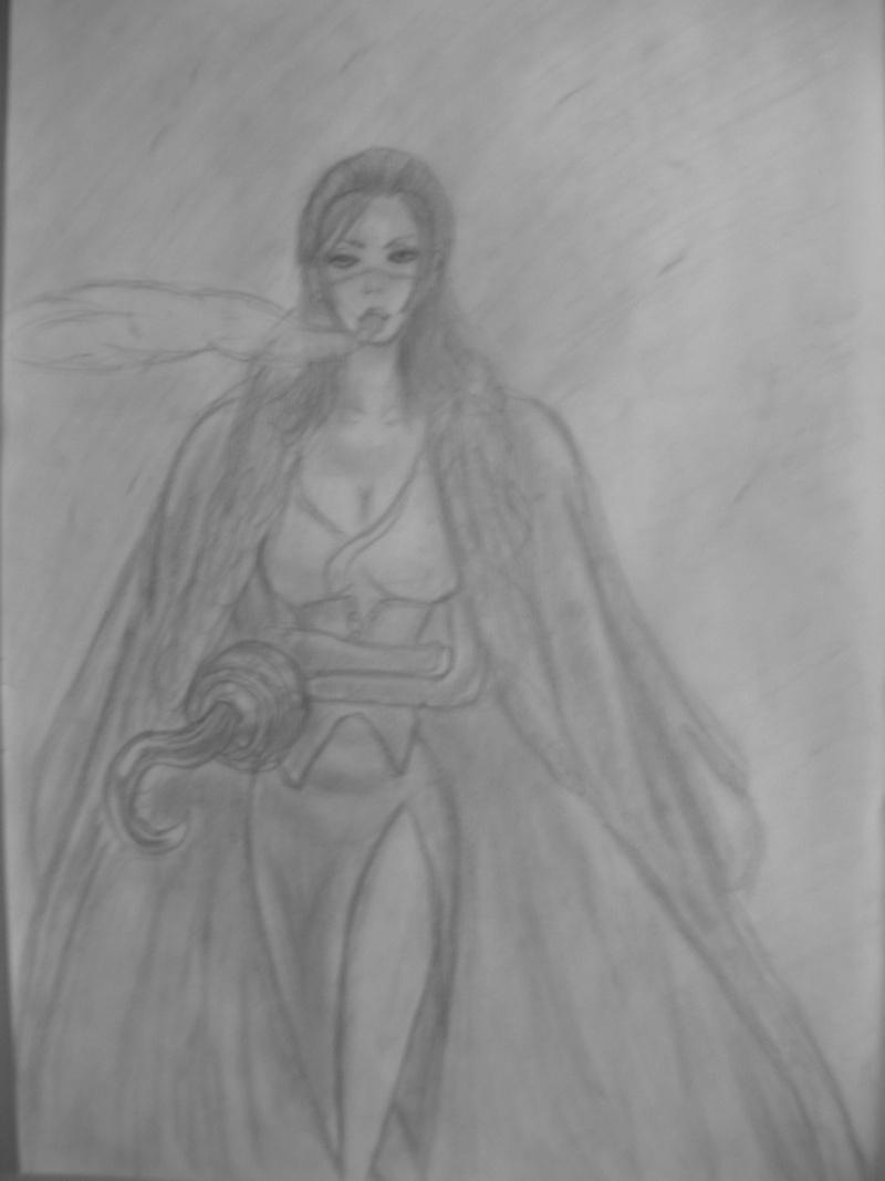 Galerie de dessins d'Erza Scarlet  01011