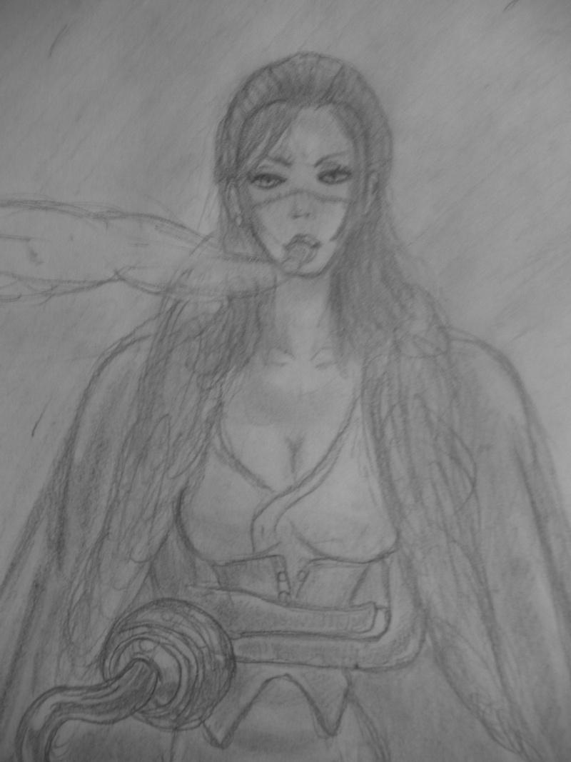 Galerie de dessins d'Erza Scarlet  01211