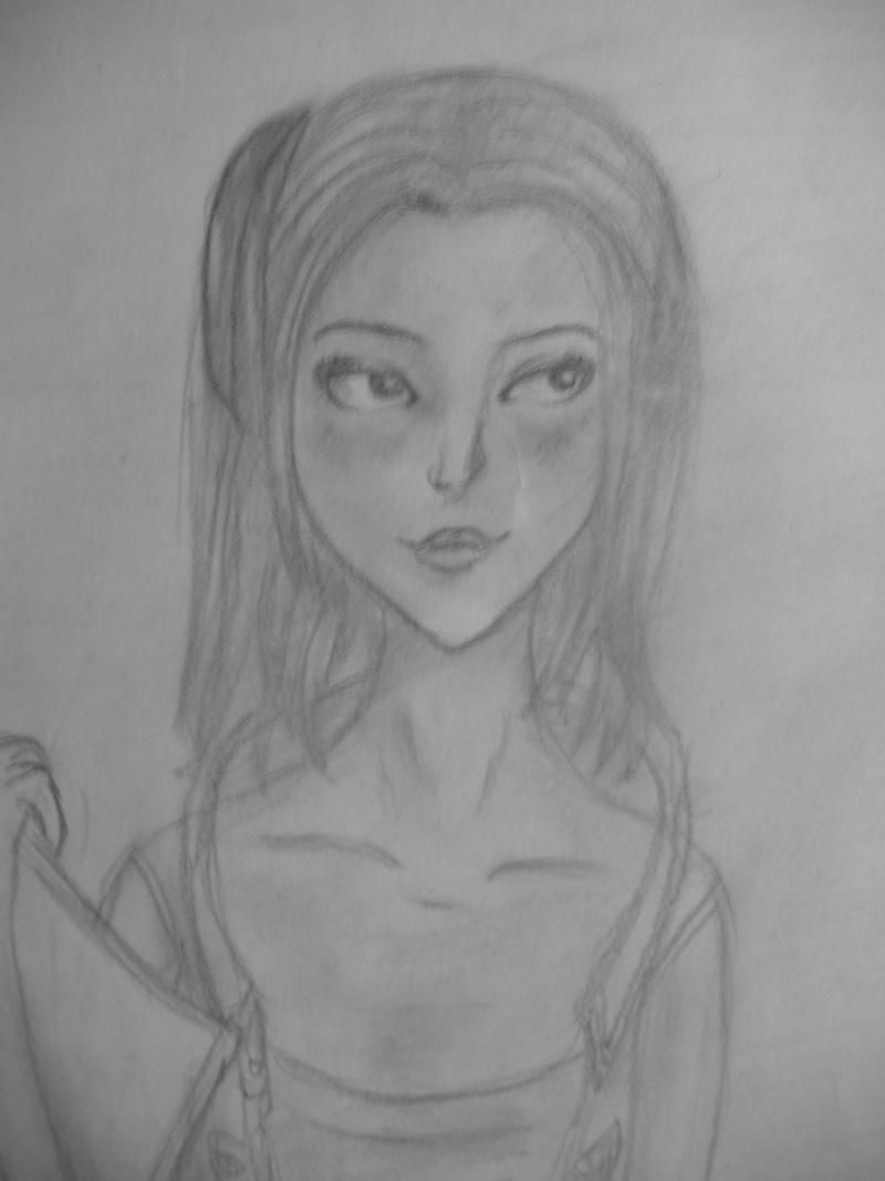 Galerie de dessins d'Erza Scarlet  01411