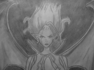 Galerie de dessins d'Erza Scarlet  01610