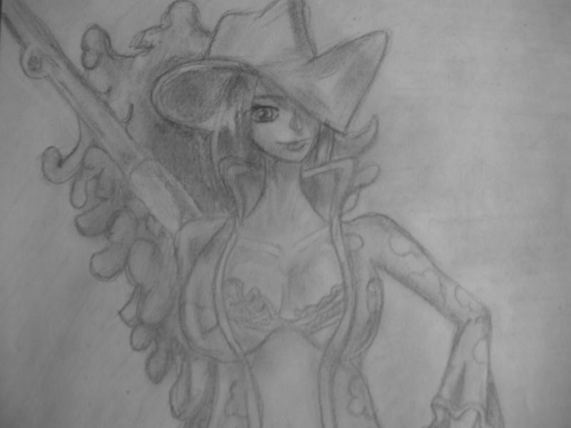 Galerie de dessins d'Erza Scarlet  01811
