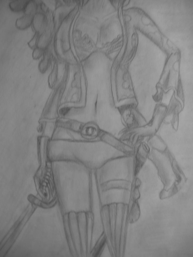 Galerie de dessins d'Erza Scarlet  01911