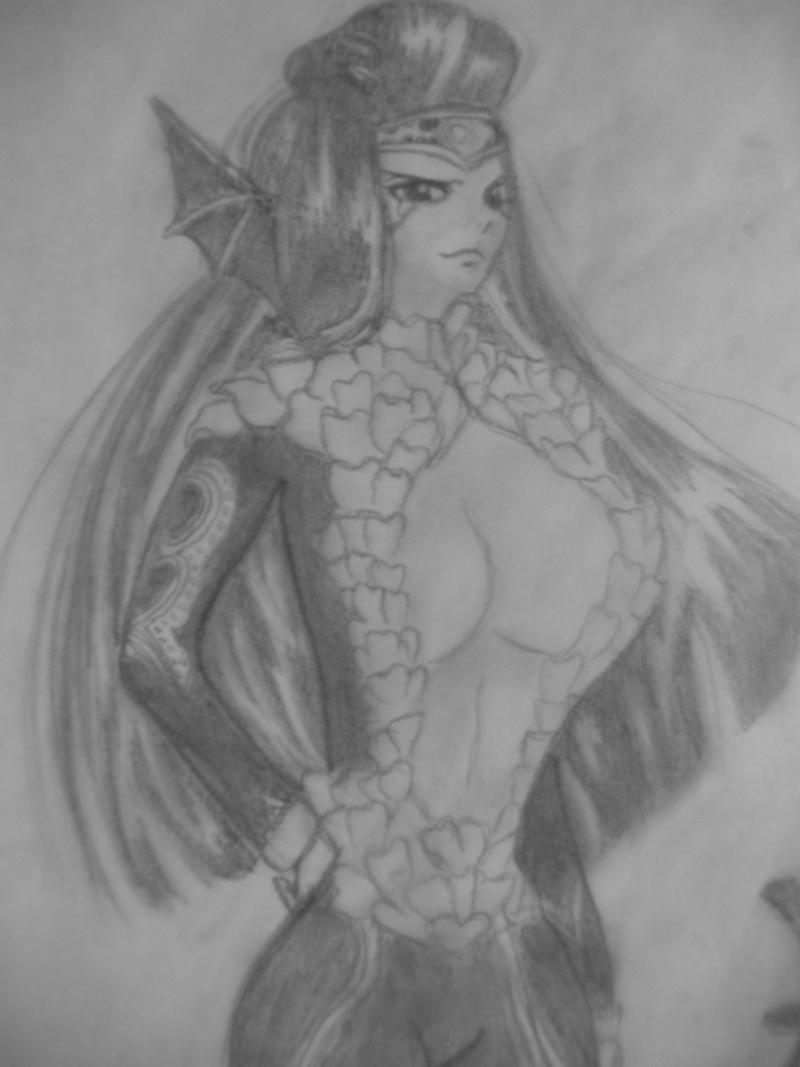 Galerie de dessins d'Erza Scarlet  02310