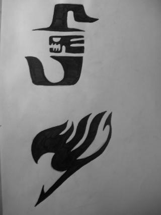 Galerie de dessins d'Erza Scarlet  03410