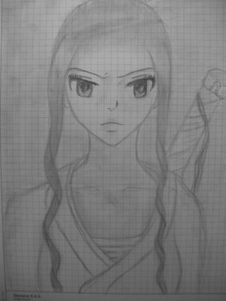 Galerie de dessins d'Erza Scarlet  Sany0014
