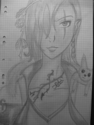 Galerie de dessins d'Erza Scarlet  Sany0018