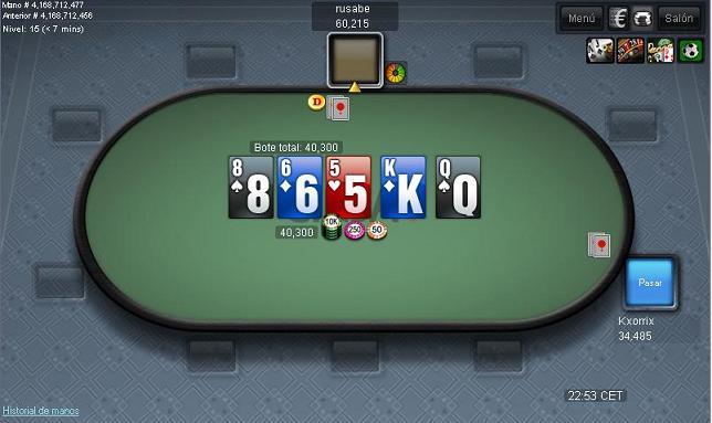 5ª Jornada de la Liga Nacional Team Poker Fuenla  Hu510