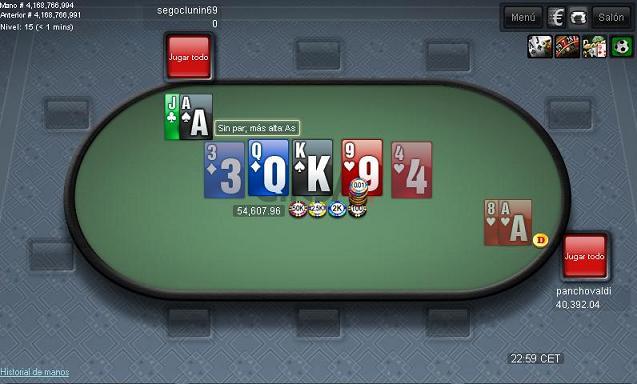 6ª y última Jornada de la Liga Nacional Team Poker Fuenla  Hu610