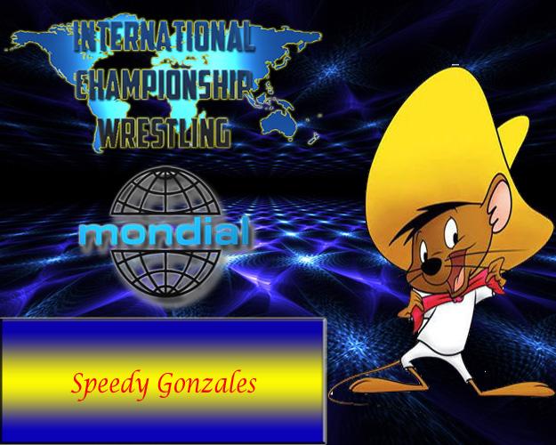 Current World Television Champion Speedy11