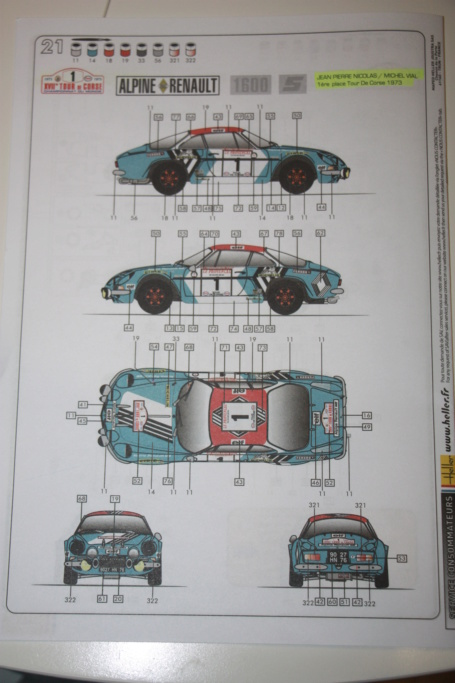 Qui va acheter l'ALpine A110 -1600s Berlinette ? - Page 2 Img_0326