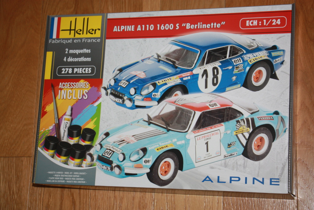 Qui va acheter l'ALpine A110 -1600s Berlinette ? - Page 2 Img_0332