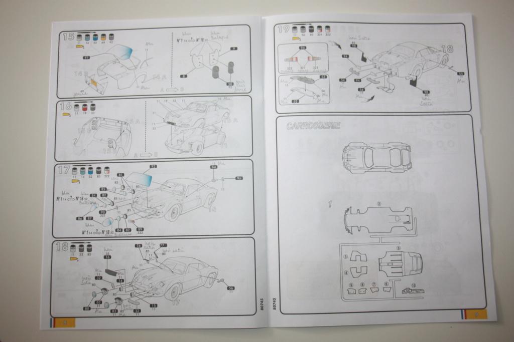 Qui va acheter l'ALpine A110 -1600s Berlinette ? - Page 2 Img_0442