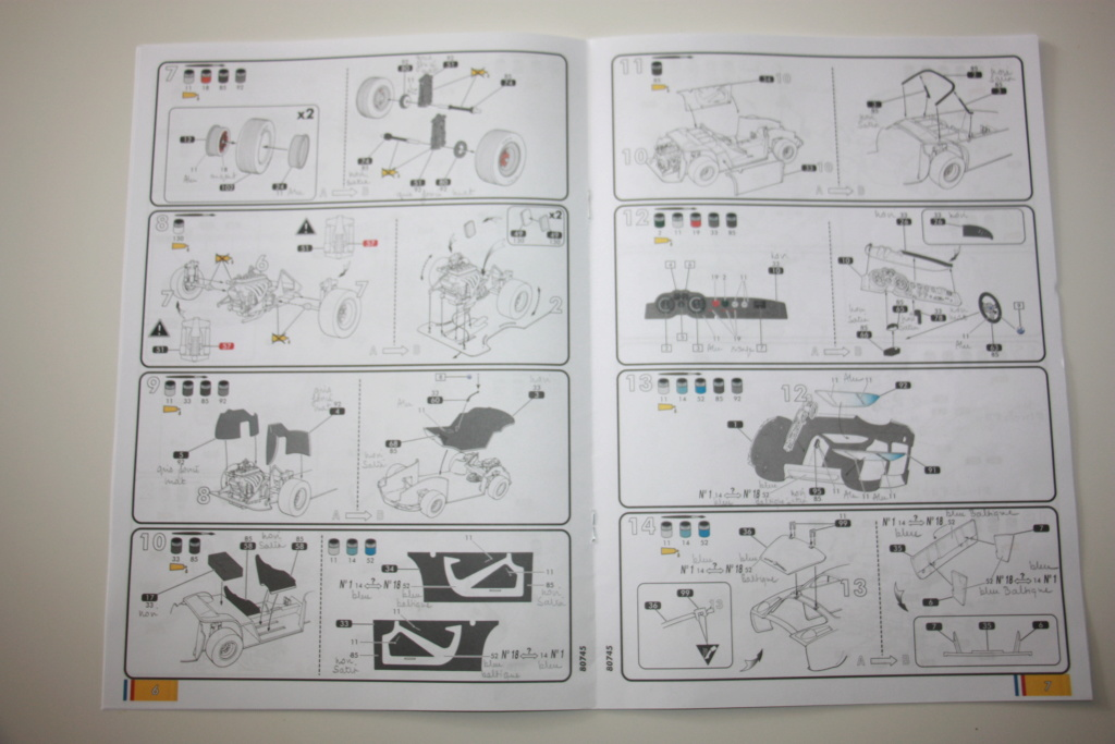 Qui va acheter l'ALpine A110 -1600s Berlinette ? - Page 2 Img_0443