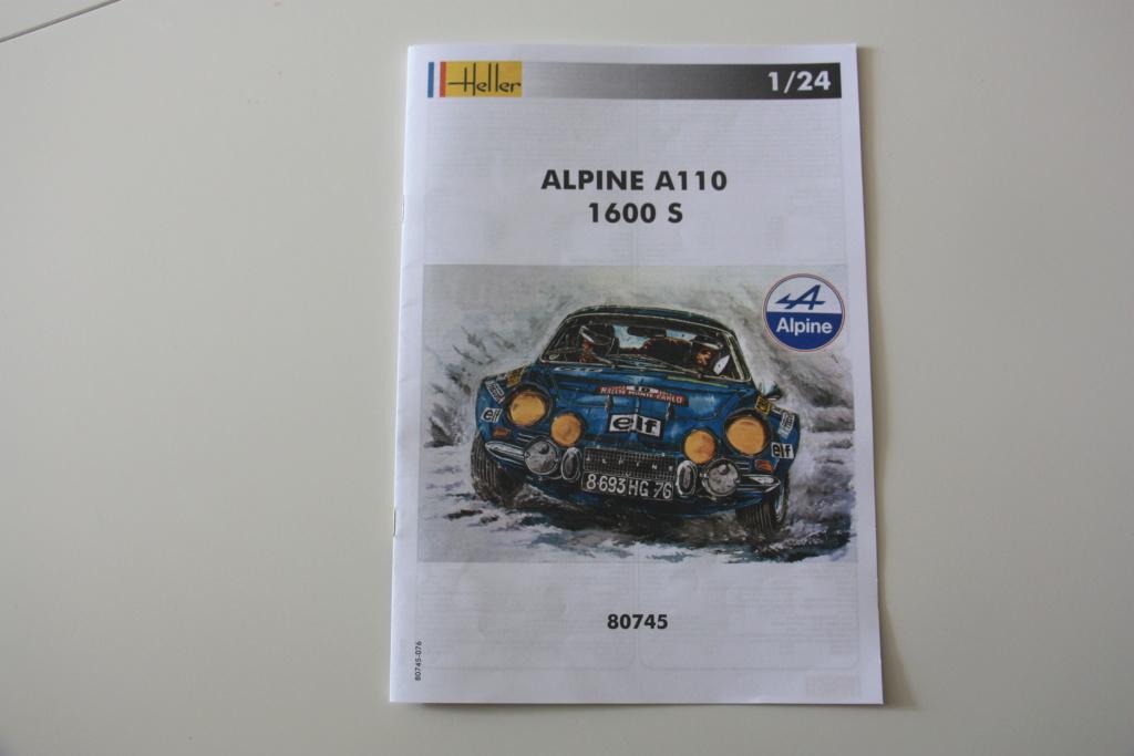 Qui va acheter l'ALpine A110 -1600s Berlinette ? - Page 2 Img_0449