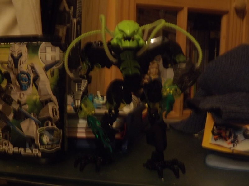 [MOC] Les mocs de Skrall789 (Nouveau Moc : MOCS BFGM : Akhatos - God of the Skull Spiders)  - Page 2 Dscf0210