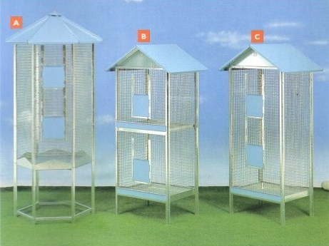 Vos avis sur ces cages Volier11