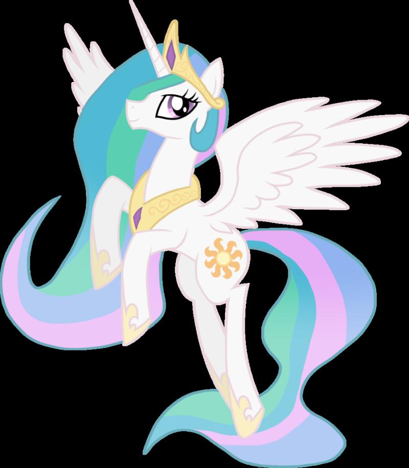 Princess Celestia Prince13