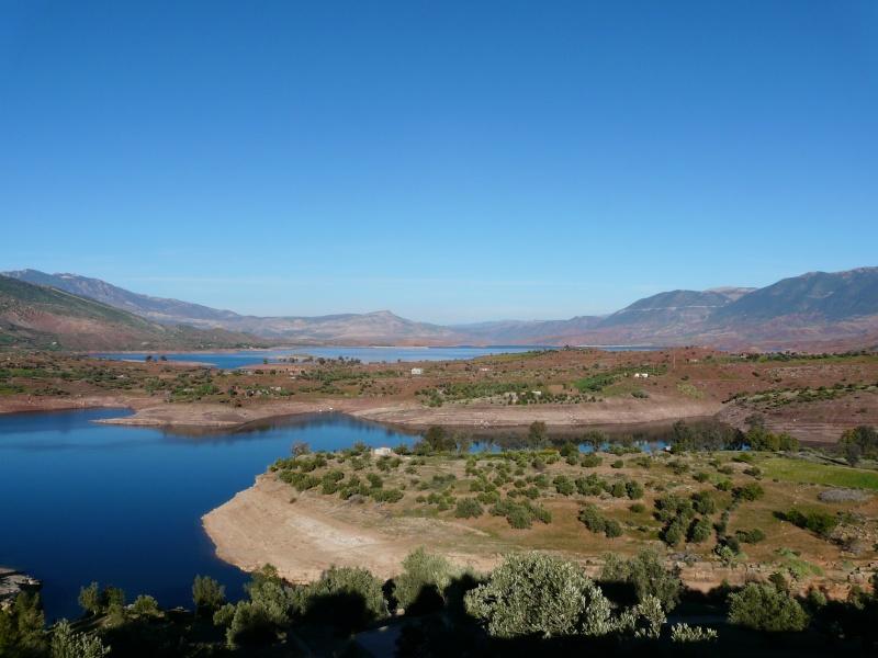 A propos du lac bin ell ouidane P1060010