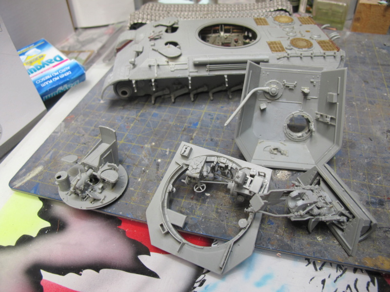 "Panther in Normandy (Marini Claudio)""TERMINATO"" Img_1054"