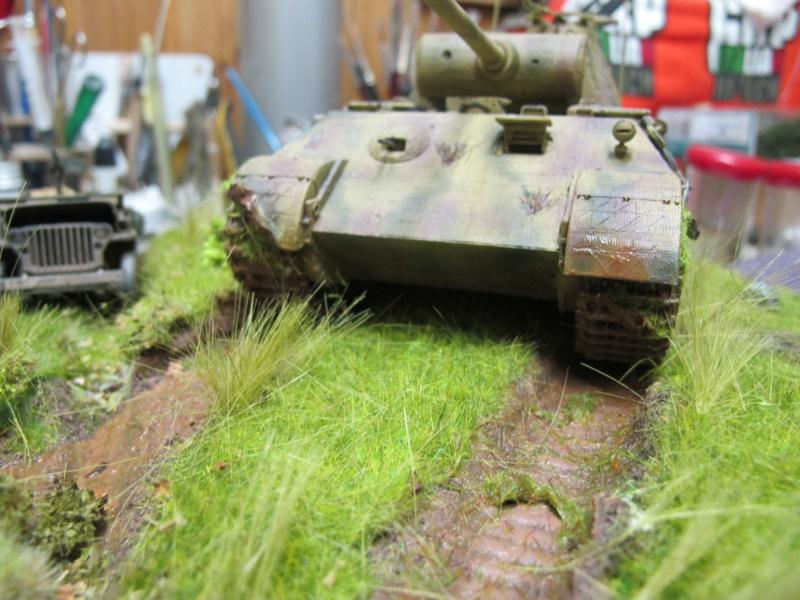 "Panther in Normandy (Marini Claudio)""TERMINATO"" - Pagina 4 Img_1562"