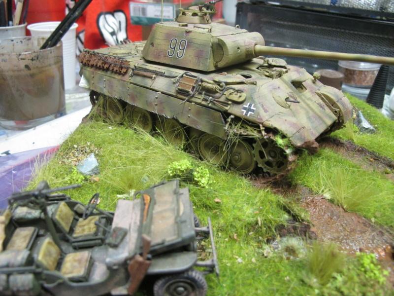"Panther in Normandy (Marini Claudio)""TERMINATO"" - Pagina 4 Img_1566"