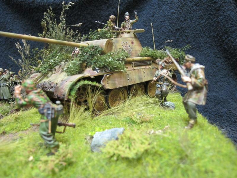 "Panther in Normandy (Marini Claudio)""TERMINATO"" - Pagina 4 Img_1574"