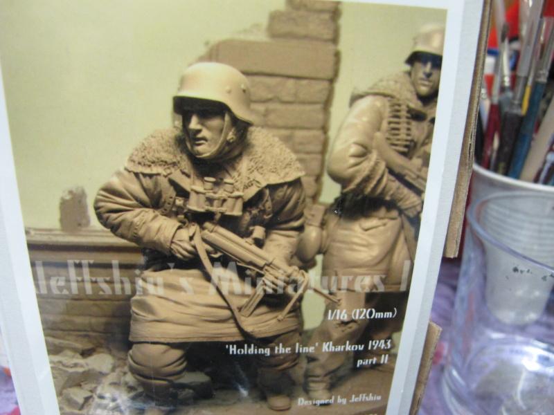"Kharkov 1943-Holding the line (120mm) Marini Claudio""TERMINATO"" Img_1678"